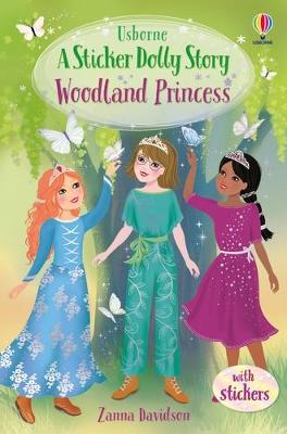 Woodland Princess book