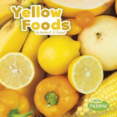Yellow Foods book