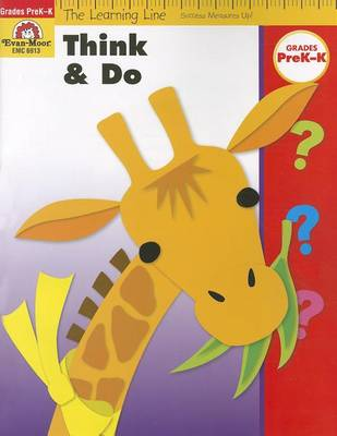 Think and Do by Evan-Moor Educational Publishers