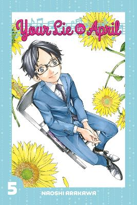 Your Lie In April 5 book