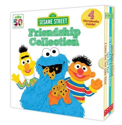 SESAME STORYBOOK COLLECTION book