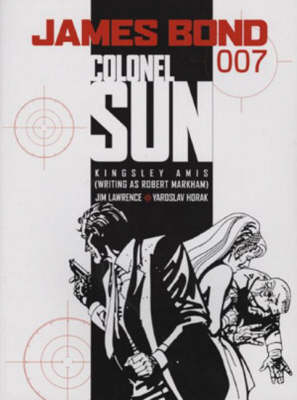 James Bond - Colonel Sun by Kingsley Amis