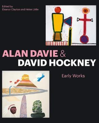 Alan Davie and David Hockney: Early Works by Eleanor Clayton