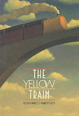 YELLOW TRAIN by Francois Roca