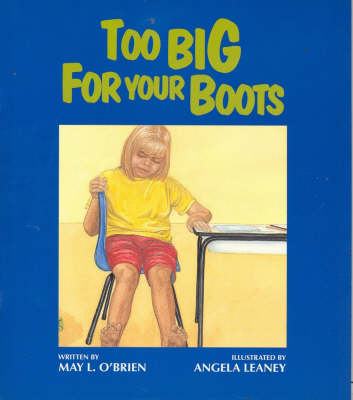 Too Big For Your Boots: The Badudu Stories by O'Brien May