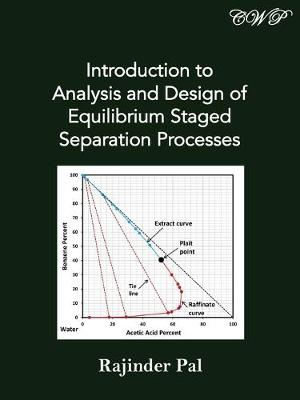 Introduction to Analysis and Design of Equilibrium Staged Separation Processes by Rajinder Pal