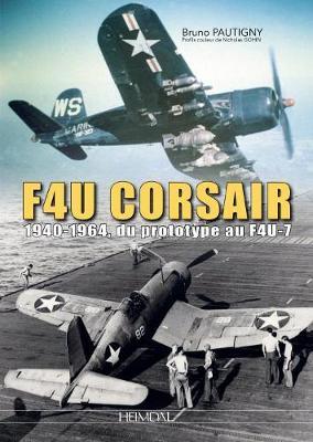 Vought F-4u Corsair book