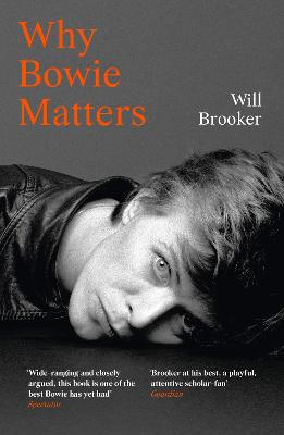 Why Bowie Matters by Will Brooker