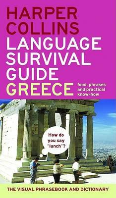 Harpercollins Language Survival Guide, Greece by Harpercollins