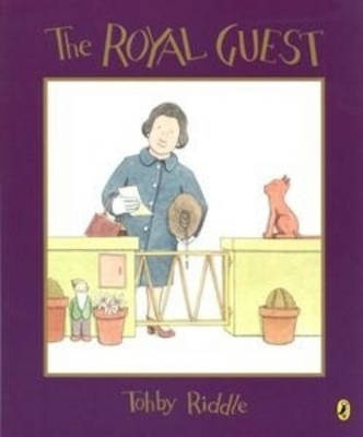 The Royal Guest by Tohby Riddle