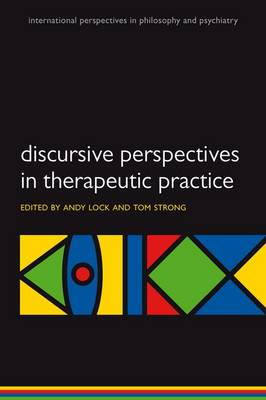 Discursive Perspectives in Therapeutic Practice book