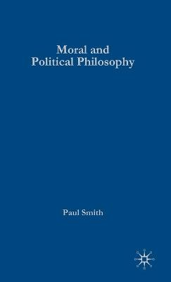 Moral and Political Philosophy book