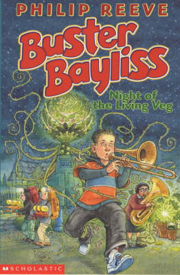 Night of the Living Veg by Philip Reeve