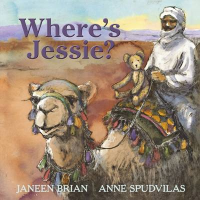 Where's Jessie? book