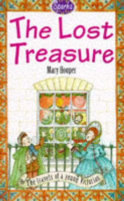 The The Lost Treasure by Mary Hooper