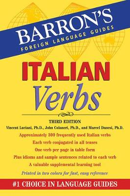 Italian Verbs by Vincent Luciani