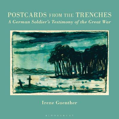 Postcards from the Trenches: A German Soldier's Testimony of the Great War book