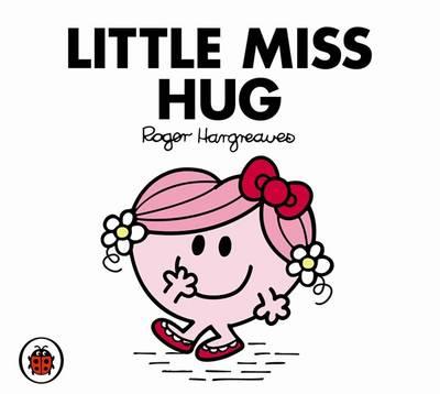 Little Miss Hug by Roger Hargreaves
