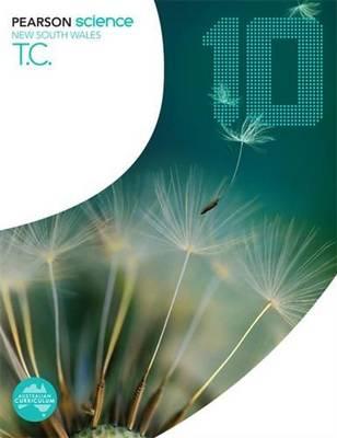 Pearson Science New South Wales 10 Teacher Companion book