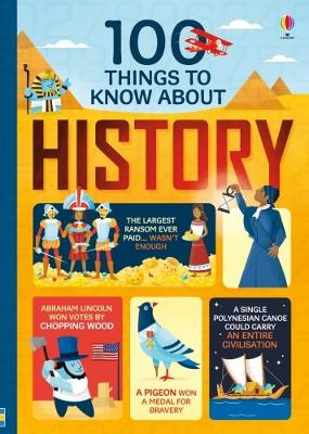 100 things to know about History book