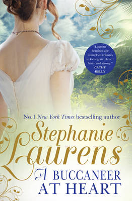 A BUCCANEER AT HEART by Stephanie Laurens