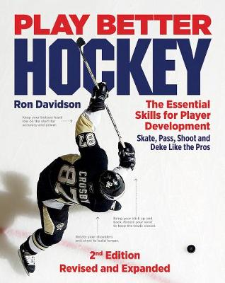 Play Better Hockey by Ron Davidson