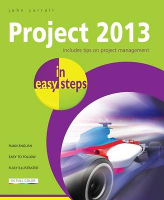 Project 2013 in Easy Steps book