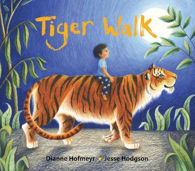 Tiger Walk book