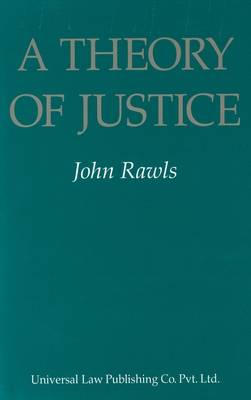 Theory of Justice by John Rawls