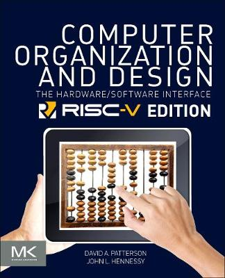 Computer Organization and Design RISC-V Edition by David Patterson
