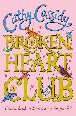 Broken Heart Club book