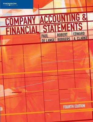 Company Accounting and Financial Statements book