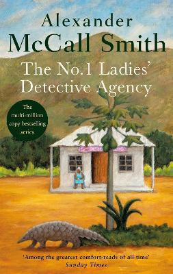 No. 1 Ladies' Detective Agency book