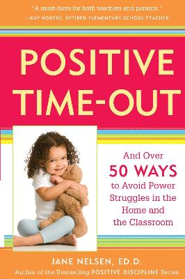 Positive Time Out by Jane Nelsen