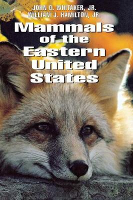 Mammals of the Eastern United States book