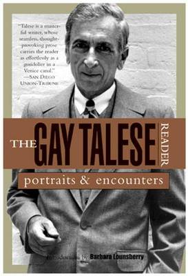Gay Talese Reader by Professor Gay Talese