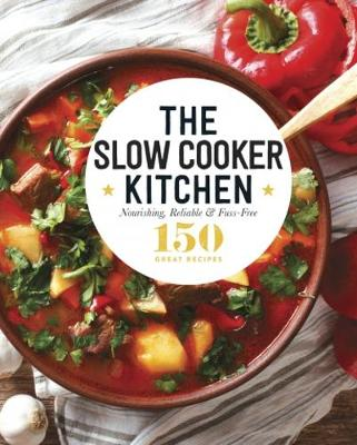 The Slow Cooker Kitchen book