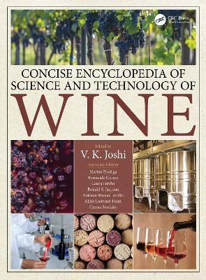 Concise Encyclopedia of Science and Technology of Wine book