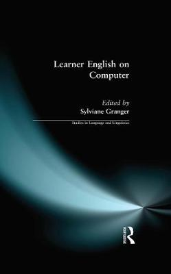 Learner English on Computer by Sylviane Granger