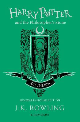 Harry Potter and the Philosopher's Stone - Slytherin Edition book