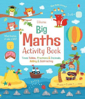 Big Maths Activity Book book