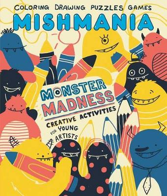 Monster Madness by Little Bee Books