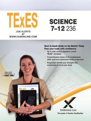 2017 TExES Science 7-12 (236) book