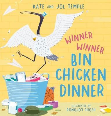 Winner Bin Chicken Dinner by Jol Temple