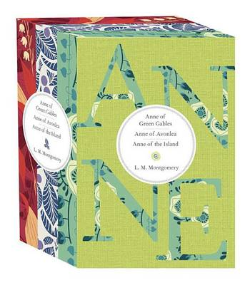 Anne 3 Copy Hardcover Boxed Set by L M Montgomery