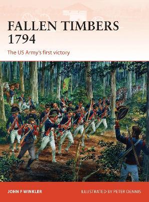 Fallen Timbers 1794 by John F. Winkler