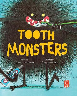 Tooth Monsters book
