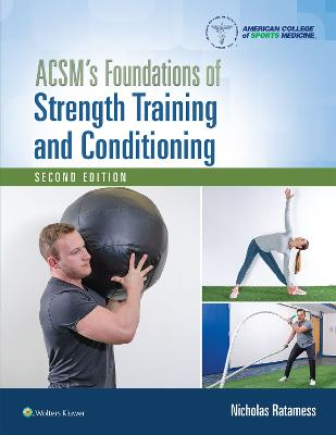ACSM's Foundations of Strength Training and Conditioning book