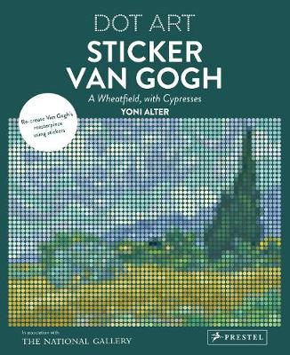 Dot Art: Sticker Van Gogh by Yoni Alter