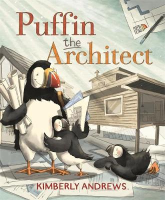 Puffin the Architect book